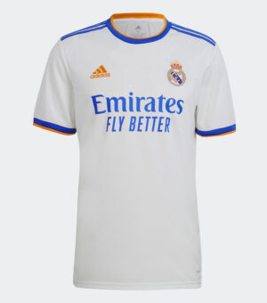 Real Madrid 2021/22 Home Jersey