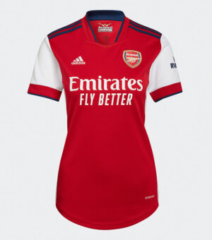 Arsenal FC 2021/22 Home Female Jersey