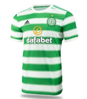 Celtic FC 21/22 Home Jersey