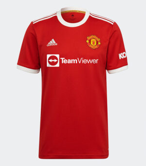 Manchester United FC 2021/2022 Home Jersey
