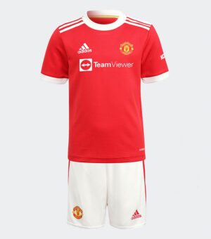 Manchester United FC 2021/22 Home Kid Jersey