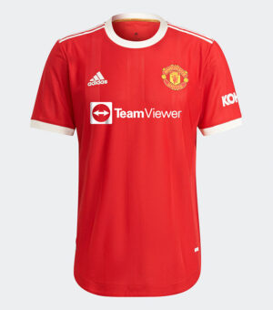 Manchester United FC 2021/2022 Home Jersey Player Grade