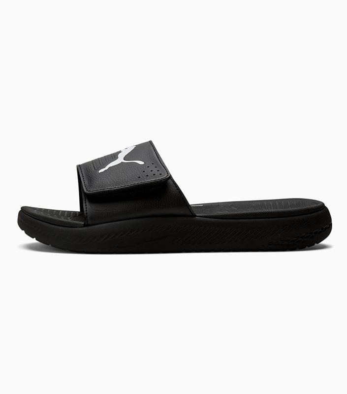 Puma Softride Slides Black side