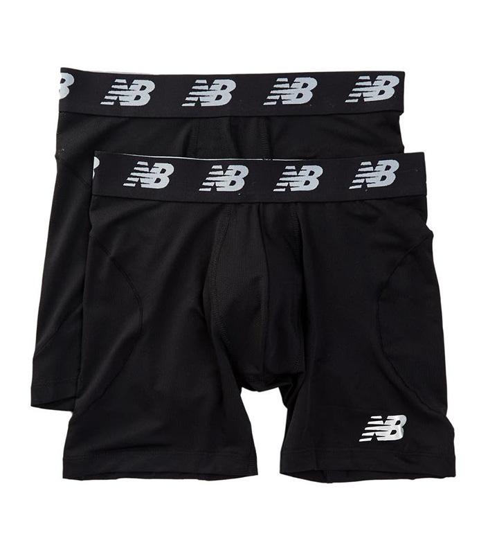 New Balance Performance Boxer Briefs Black